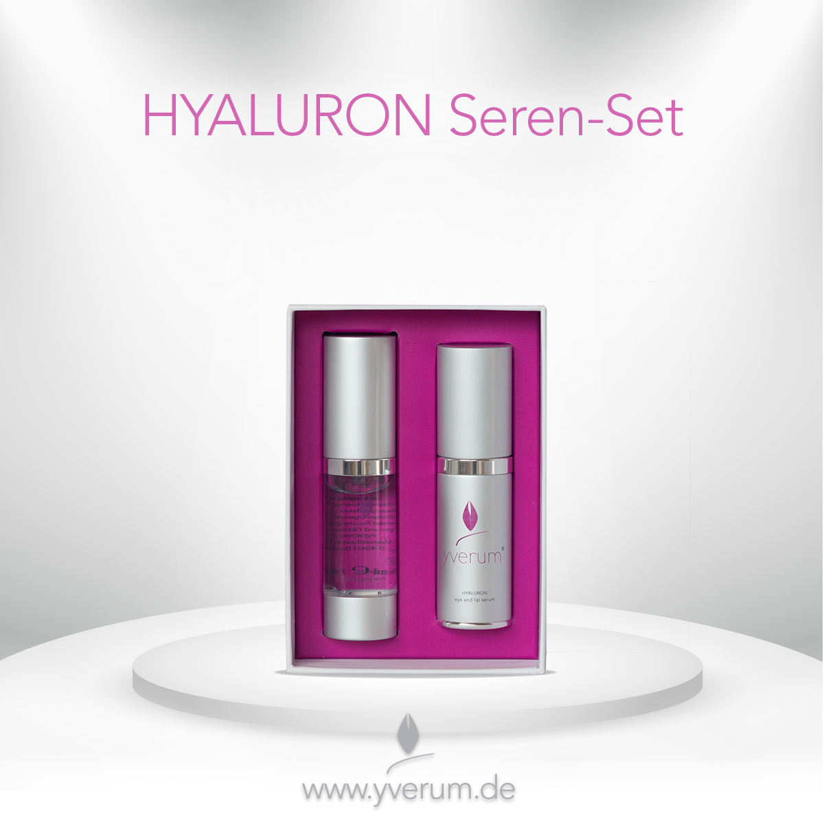 yverum HYALURON Seren-Set