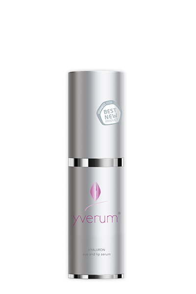 HYALURON eye and lip serum